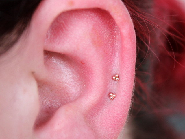 Fresh Stacked Mid-Ear