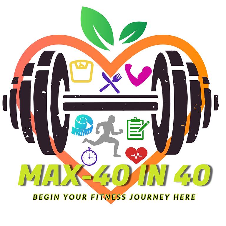 MAX-40 in 40