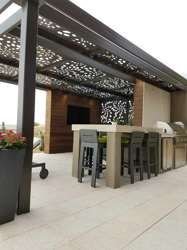 Outdoor Shade Structure