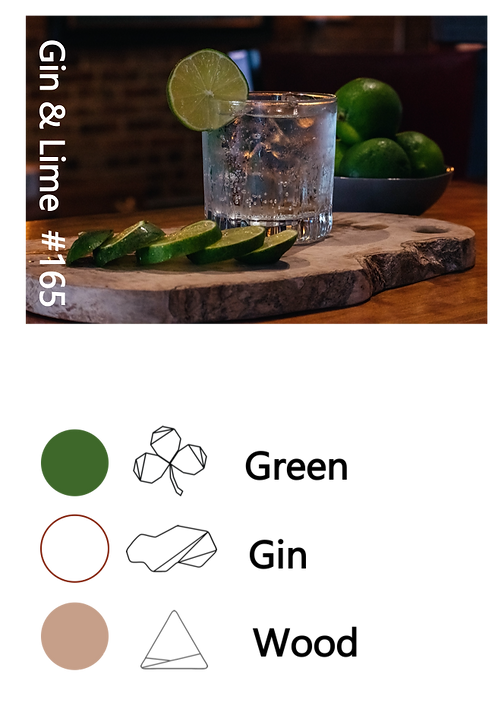 Gin & Lime #165