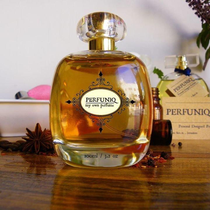 a Personal perfume at Tel Aviv