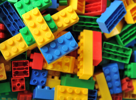 Using LEGO to study the building blocks of the universe