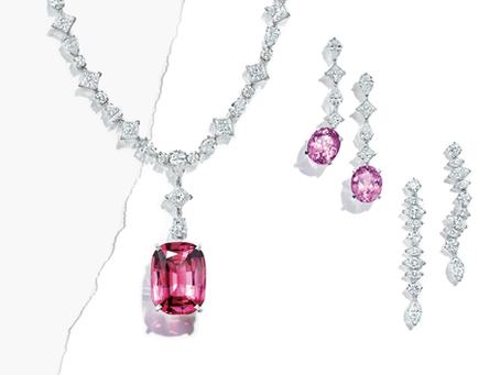 TIFFANY & CO. UNVEILS 2020 HIGH JEWELRY COLLECTION, EXTRAORDINARY TIFFANY