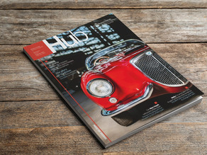 Hub by Corriere del Ticino - ISSUE 2