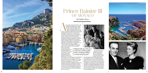 Prince Rainier of Monaco