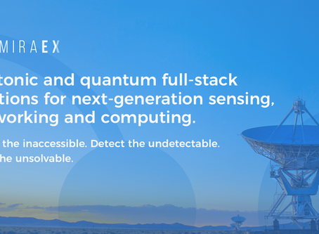 Venture Kick and TOP 100 startup Miraex supported by NASA in quantum sensing