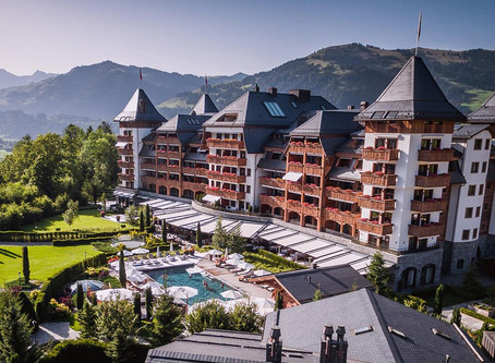 Gourmet highlights at The Alpina Gstaad