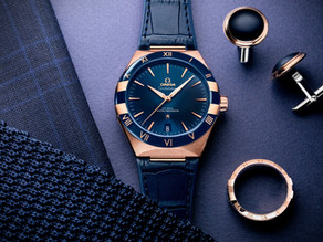 Introducing the new OMEGA Constellation Gents' Collection
