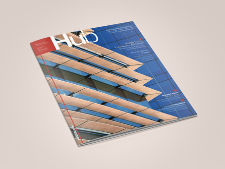 Hub by Corriere del Ticino - ISSUE 1