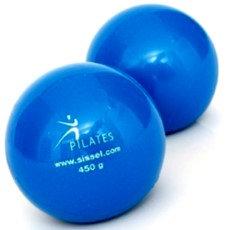 Pilates toning ball