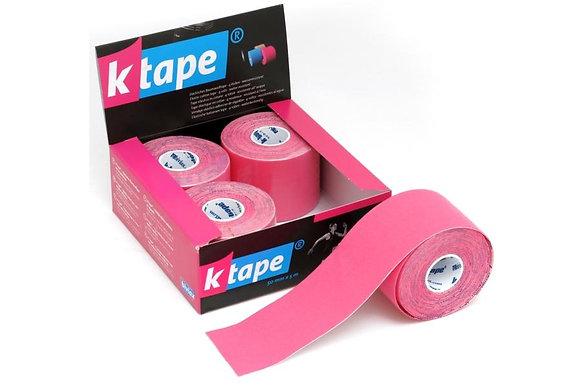 K-tape rouleau 5m rose, à l'unité