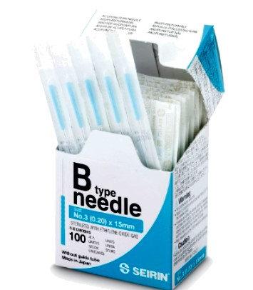 Seirin Dry Needling série B