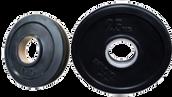 Bumper plate rubber