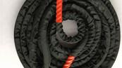 Battle rope gainée 38 mm