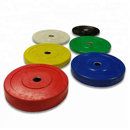 Bumper plate couleur série Training