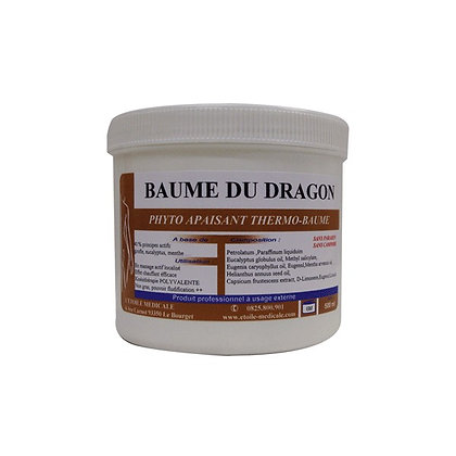 Baume du dragon en 125 ml