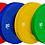Thumbnail: Bumper plates série premium