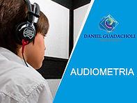 AUDIOMETRIA Daniel GUADACHOLI Fonoaudiol