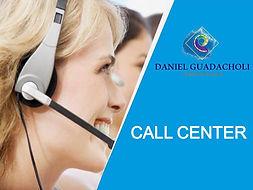 CALL CENTER DANIEL GUADACHOLI FONOAUDIOL