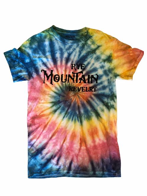 EP CD + Tie Dye T-Shirt