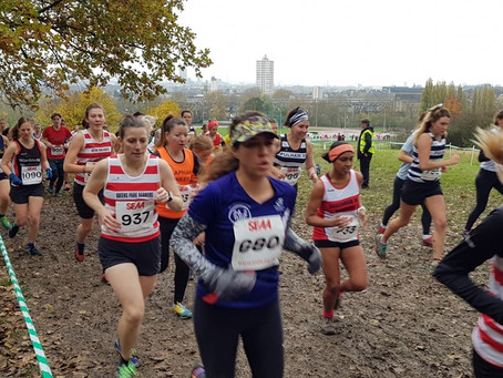 SEAA London Cross Country Championships