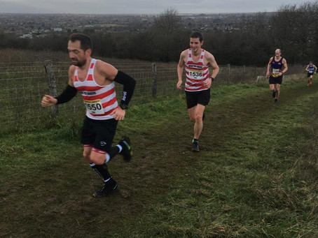 Chiltern League XC 2019/2020: Luton