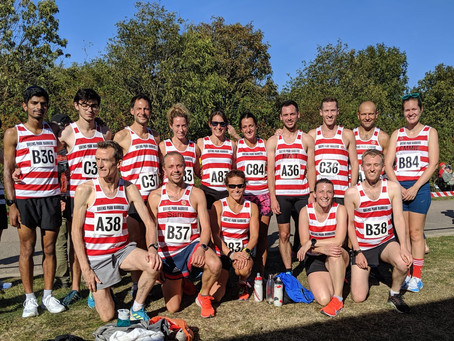 Middlesex Road Relays, Minet Park
