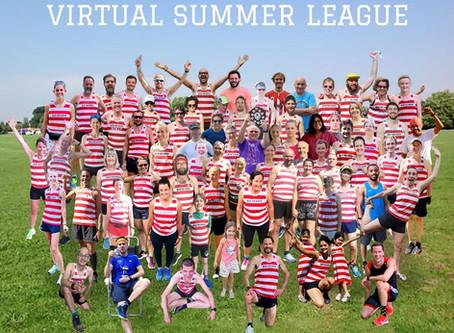 Virtual Summer League #1, 10k