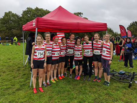 Liddiard Trophy/North of the Thames XC Championships