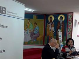 Активност Социјалне службе Црквене општине у Берну