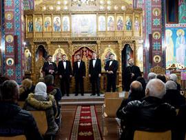 Концерт ансамбла АНИМА у Берну