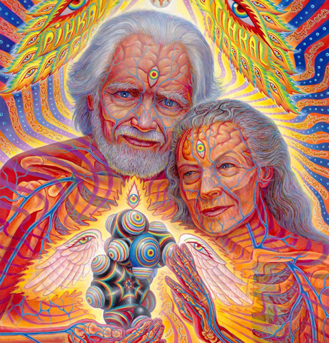 """Goodbye to the Godfather of Psychedelics: Shulgin Now """"Tripping in the Cosmos"""""""