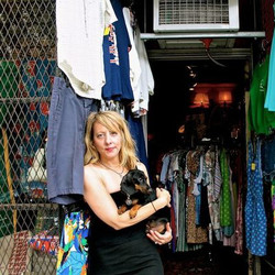 How a Punk Rocker Found Herself Owning a Secret Vintage Store