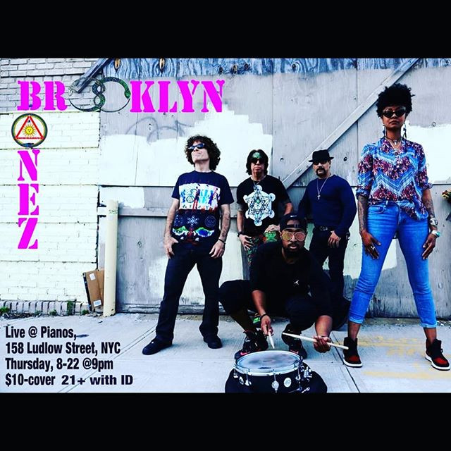 My band _brooklyn_bonez will be performi