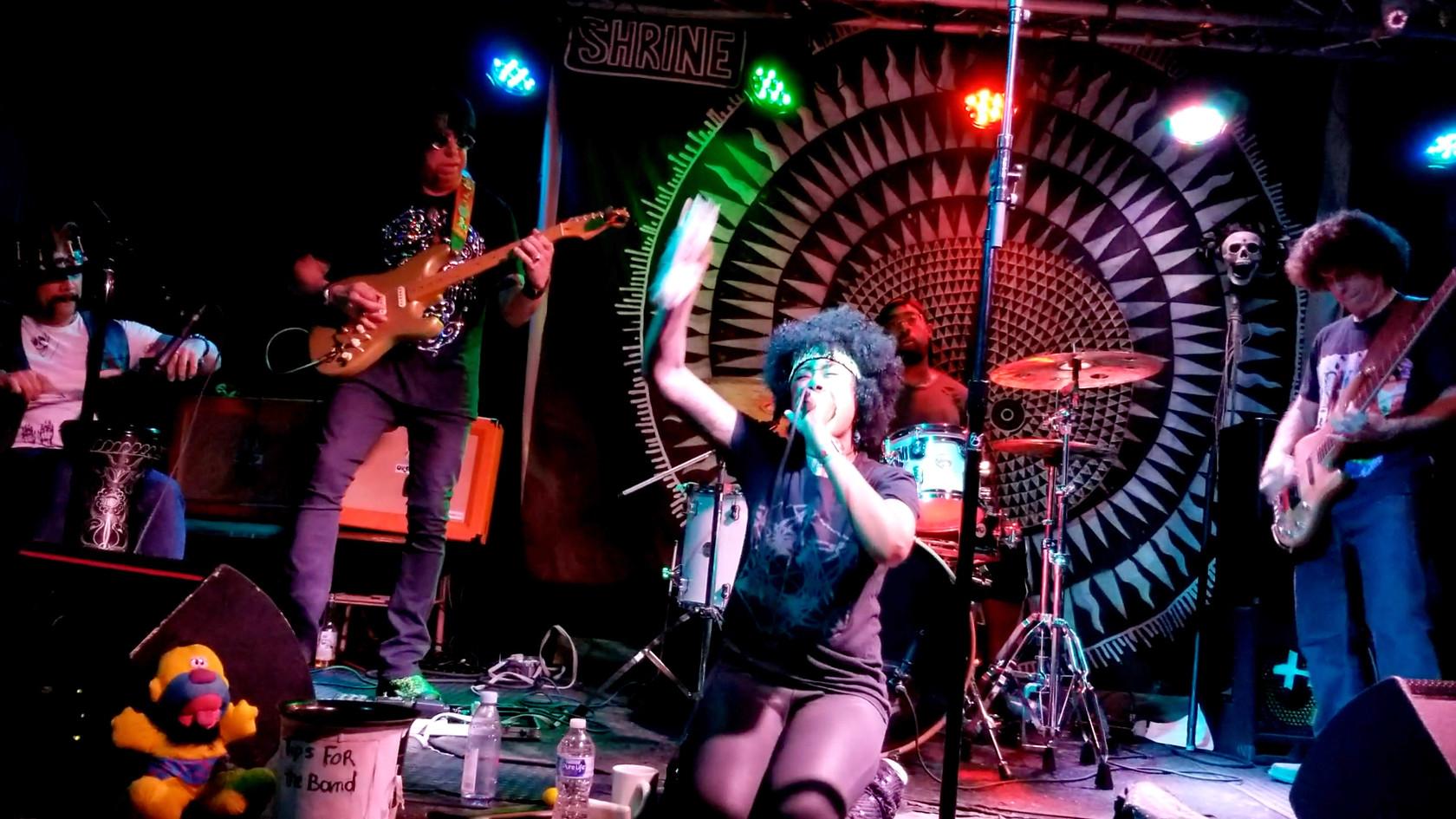 Brooklyn Bonez Live