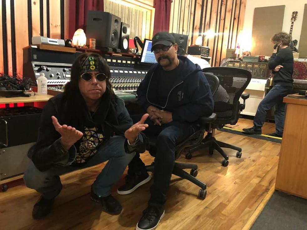 Brooklyn Bonez @ Virtue & Vice Studio