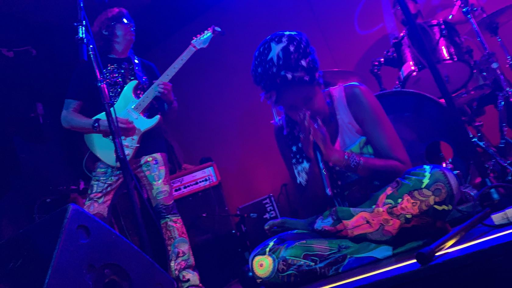 Brooklyn Bonez @ Pianos, NYC 8-22-19