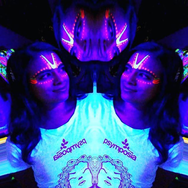 _cosmic3duvportal is at The Psymposia Af