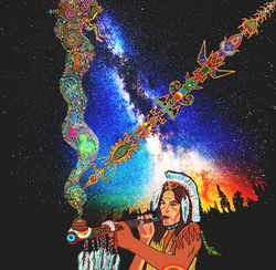 Peace Pipe DImensions