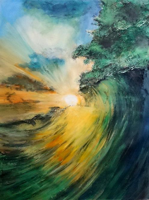 Движение к солнцу