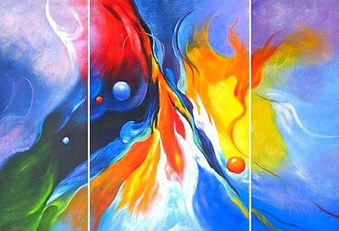 Абстракция (триптих)