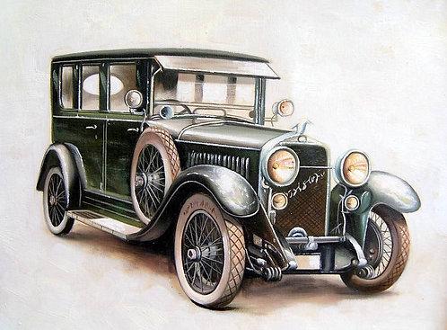 Серия: Ретро автомобили
