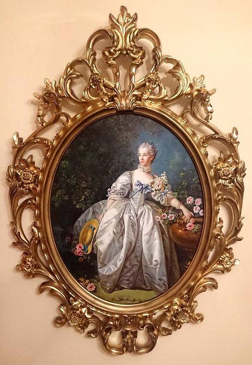 Портрет мадам Бержере (копия Ф. Буше)