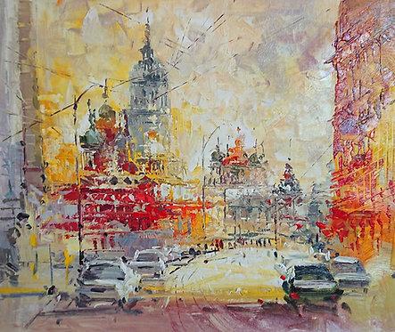 Краски Санкт-Петербурга