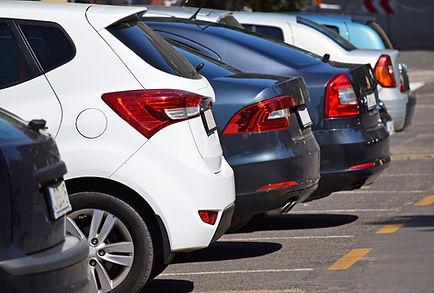 EV Bishoff Company Parking