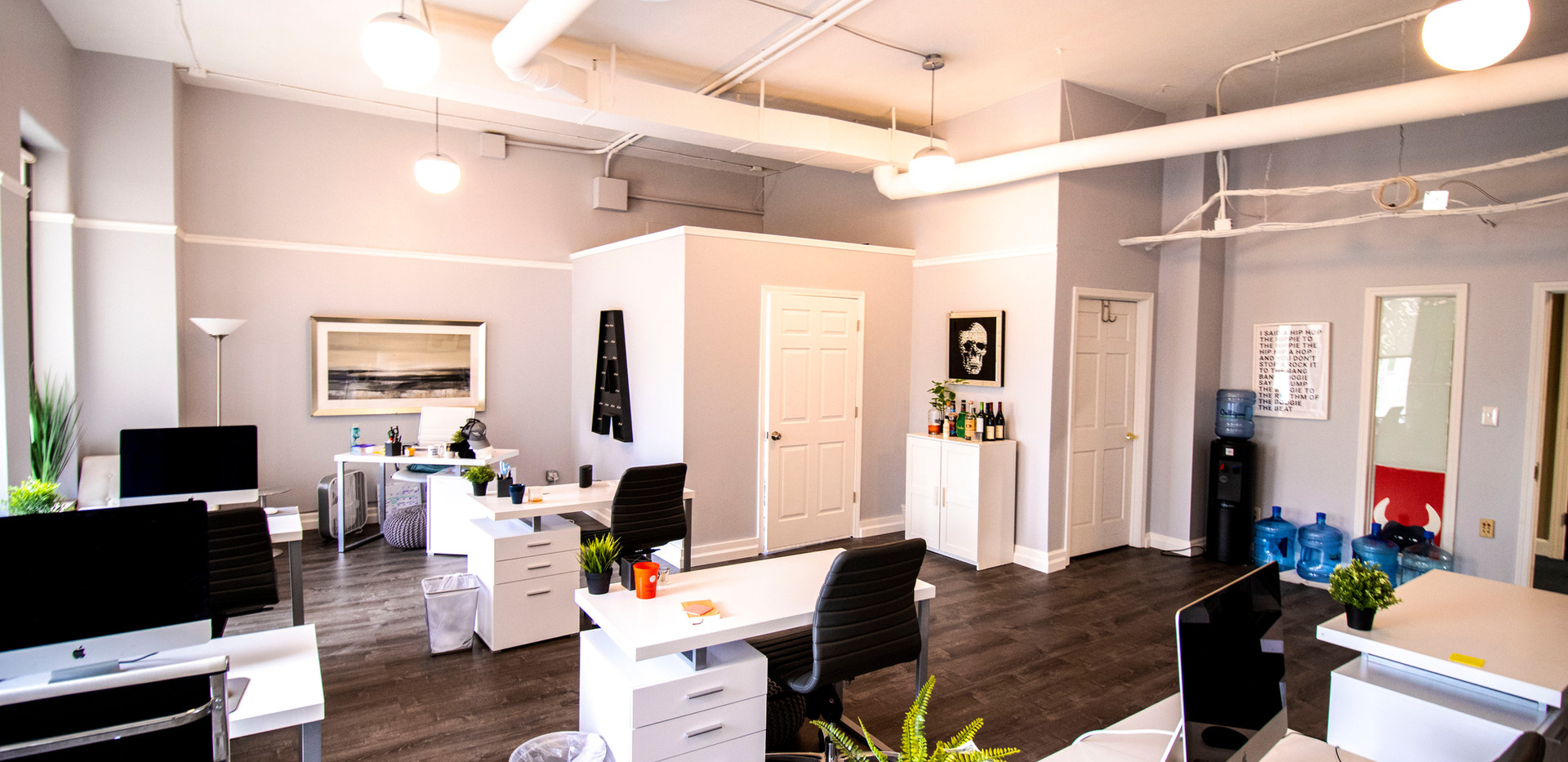 500SF Office Suite