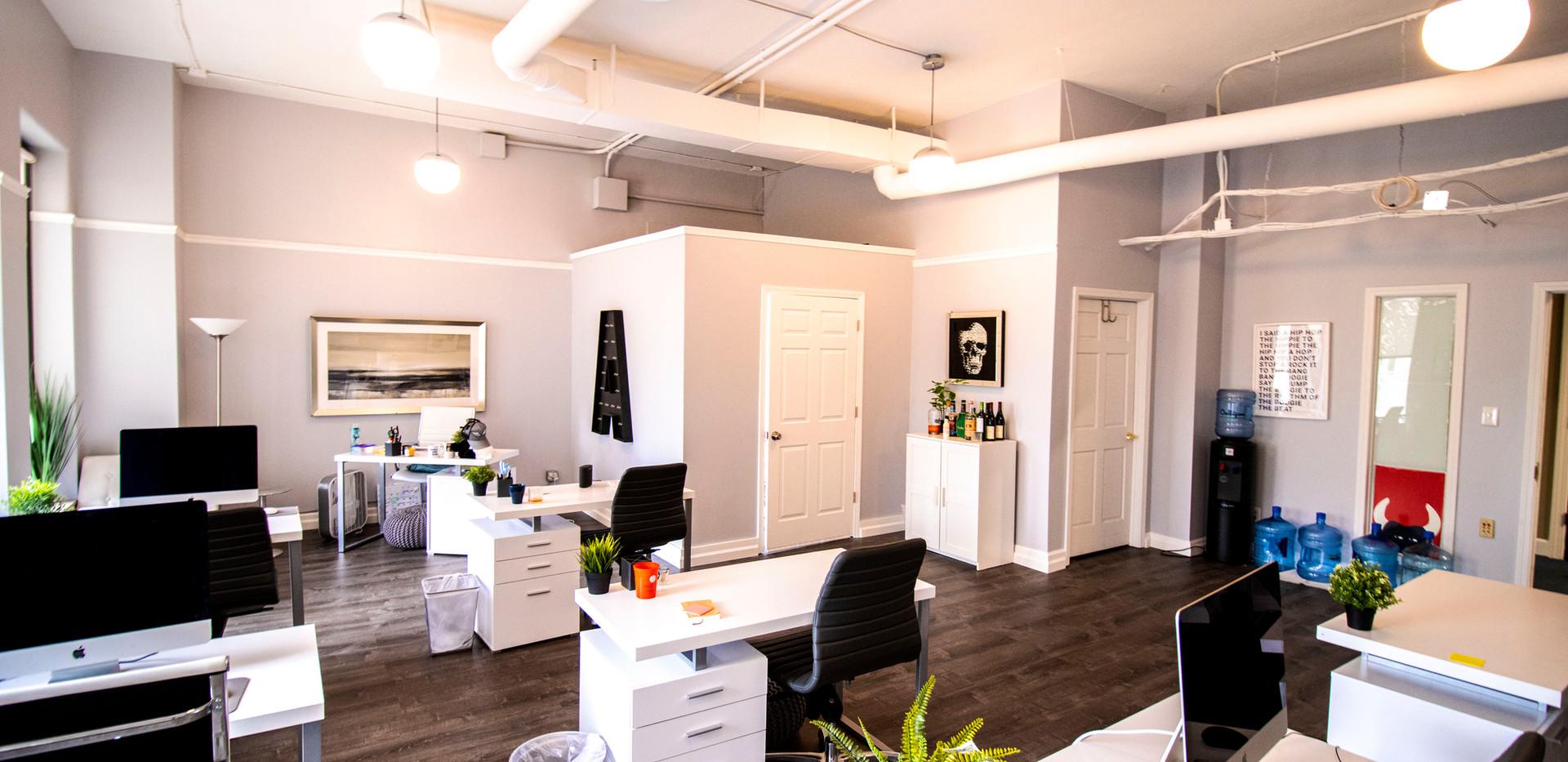 500SF Office Suite