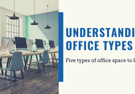 Five Types of Office Space to Know