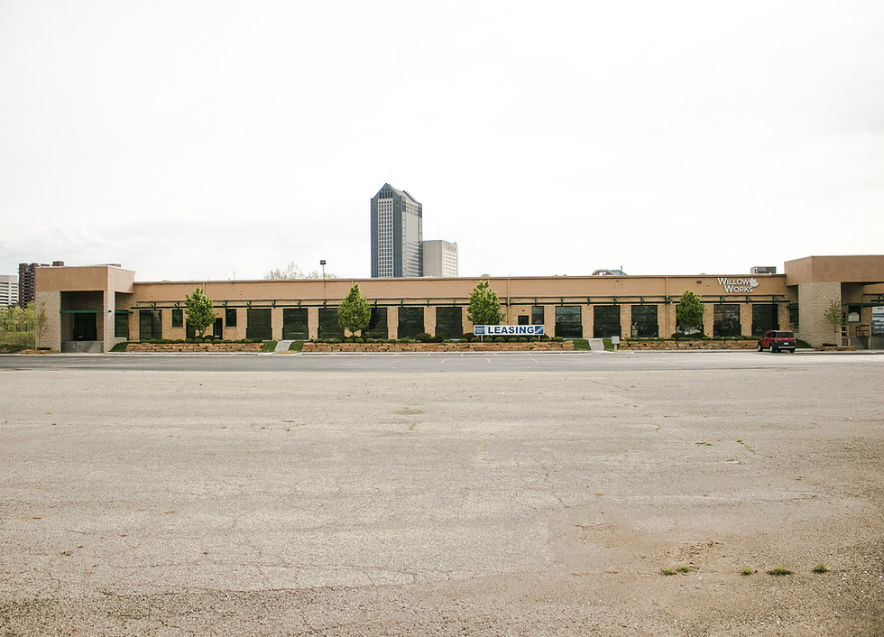 Large Office Space Downtown Columbus