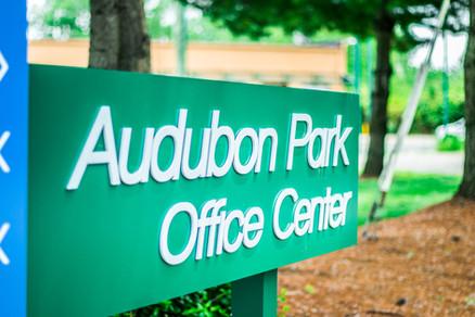 Audubon Sign